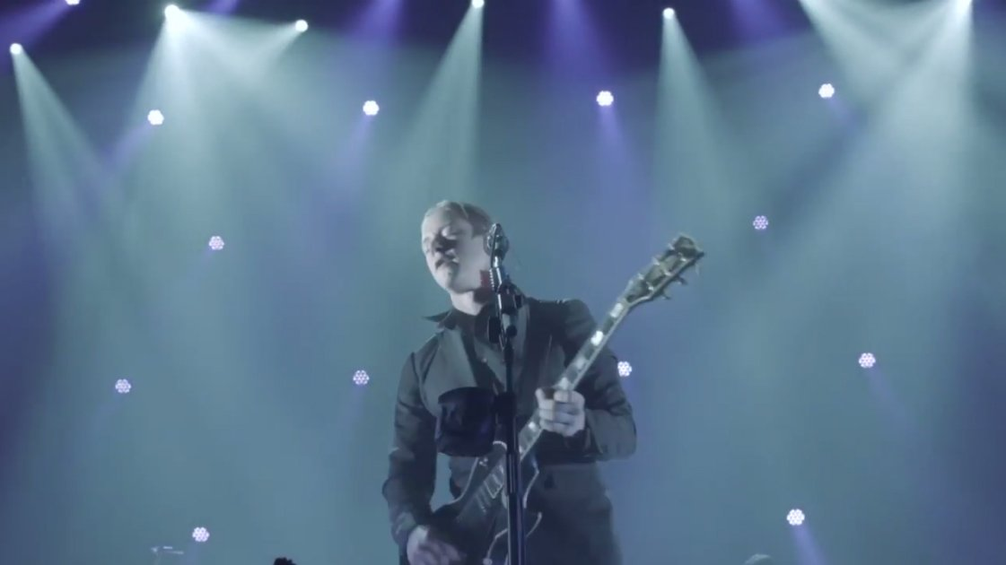 "image for article ""Anywhere"" - Interpol Live in Brixton 3.27.2014 [YouTube Official Video]"