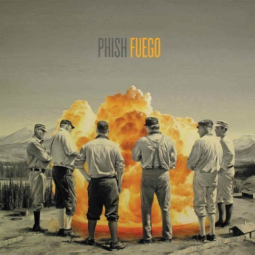 "image for article ""Fuego"" - Phish [Official Full Album Stream + Zumic Review]"