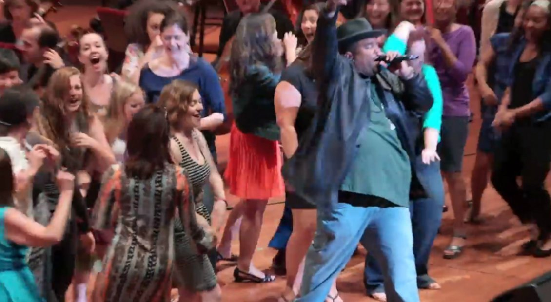 "image for article ""Baby Got Back"" - Sir Mix-a-Lot ft The Seattle Symphony 6.6.2014 [Official YouTube Video]"