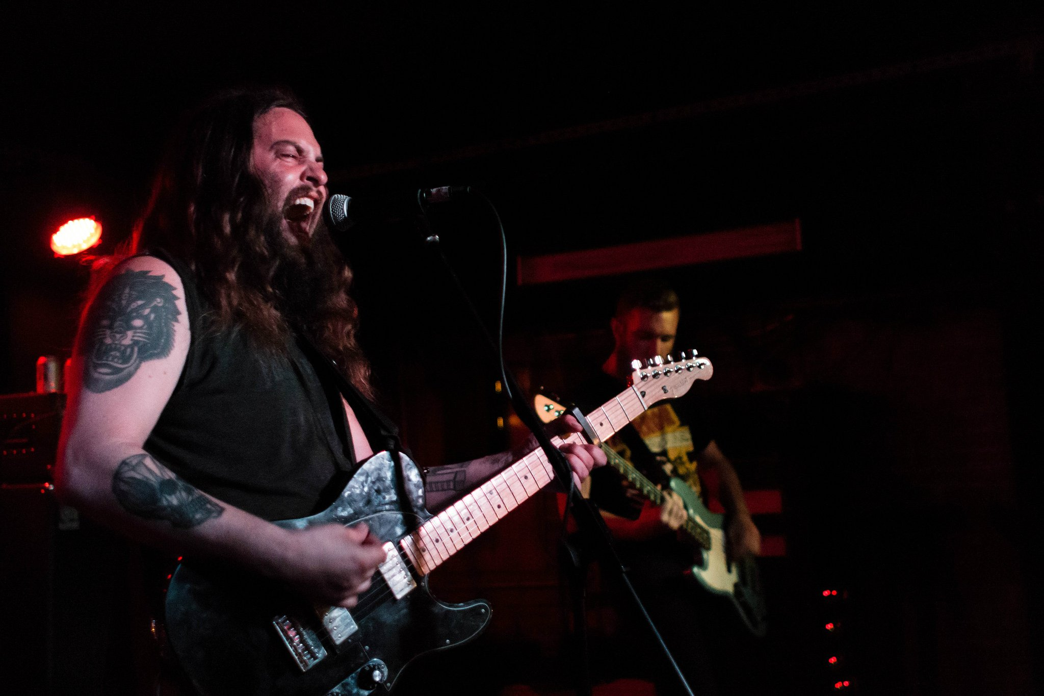 Strand-of-Oaks-Timothy-Showalter-guitar-Mercury-Lounge-NYC-2014