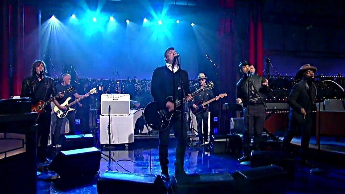 "image for article ""Matamoros"" - The Afghan Whigs on David Letterman 6.4.2014 [YouTube Video]"