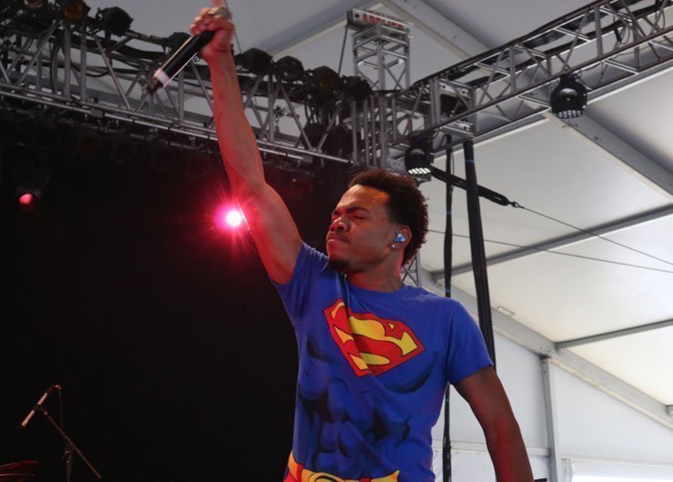 image for article Chance The Rapper Live at Governors Ball 6.7.2014 [Zumic Recap, Photos + Setlist]