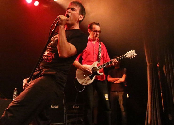 image for article Dead Kennedys at Irving Plaza, NYC 6.19.2014 [Zumic Review, Photos + Setlist]