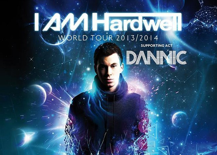 "image for article ""I Am Hardwell"" 2014 Tour Dates & Ticket Pre-Sale Announced For North America"