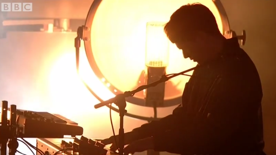 "image for article ""Retrograde"" - James Blake Live at Glastonbury 6.29.2014 [YouTube Video]"