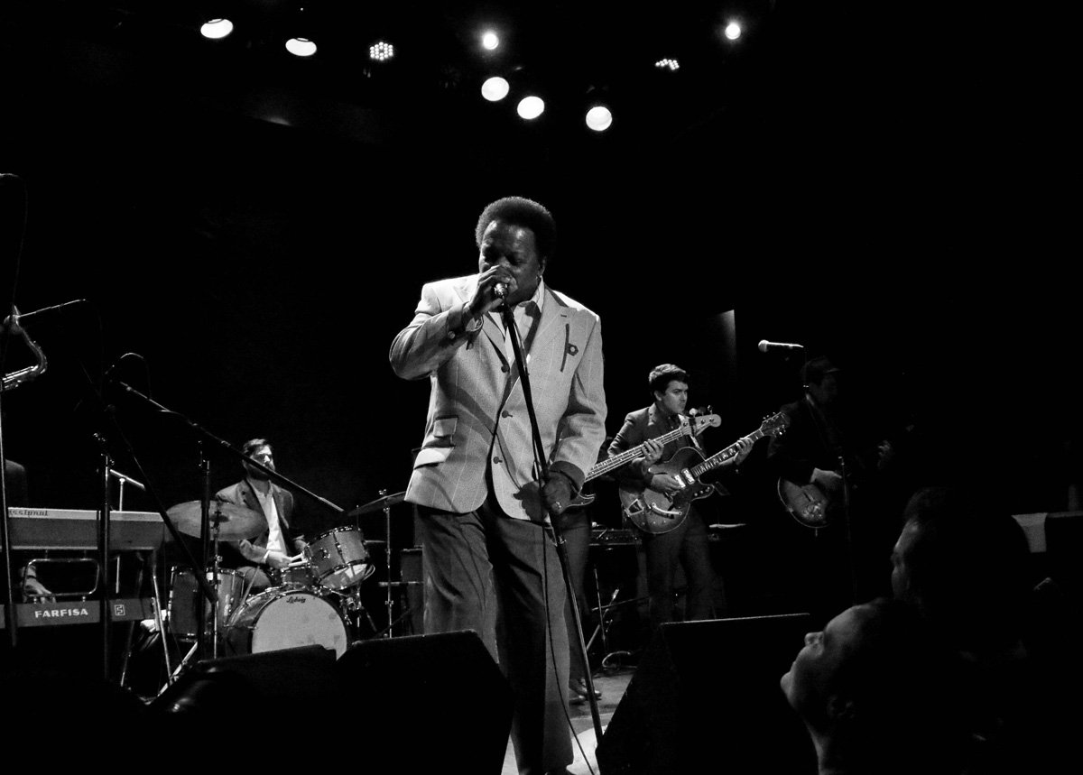 image for article Lee Fields and The Expressions & Ikebe Shakedown Brought Timeless Soul To The Bowery Ballrom, NYC 5.29.2014 [Zumic Review + Photos]