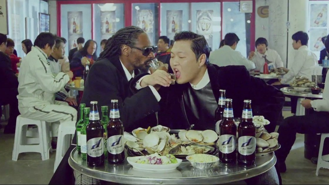 "image for article ""Hangover"" - PSY ft Snoop Dogg [YouTube Official Music Video]"
