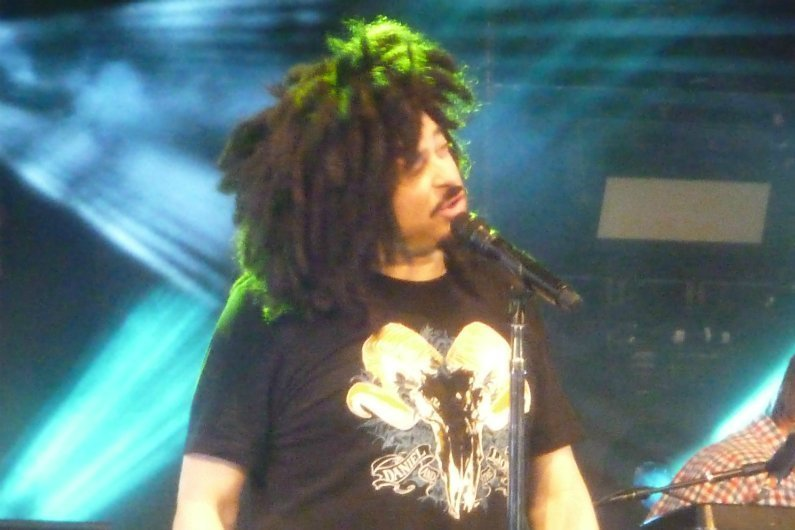 image for article Counting Crows at Rumsey Playfield, Central Park, NYC 6.30.2014 [Photos, YouTube Videos + Setlist]