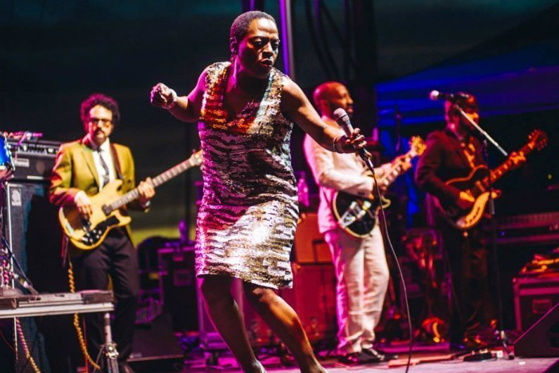 image for article Sharon Jones Talks Cancer & Shares Stories In Interview On WNYC Soundcheck  [Audio]