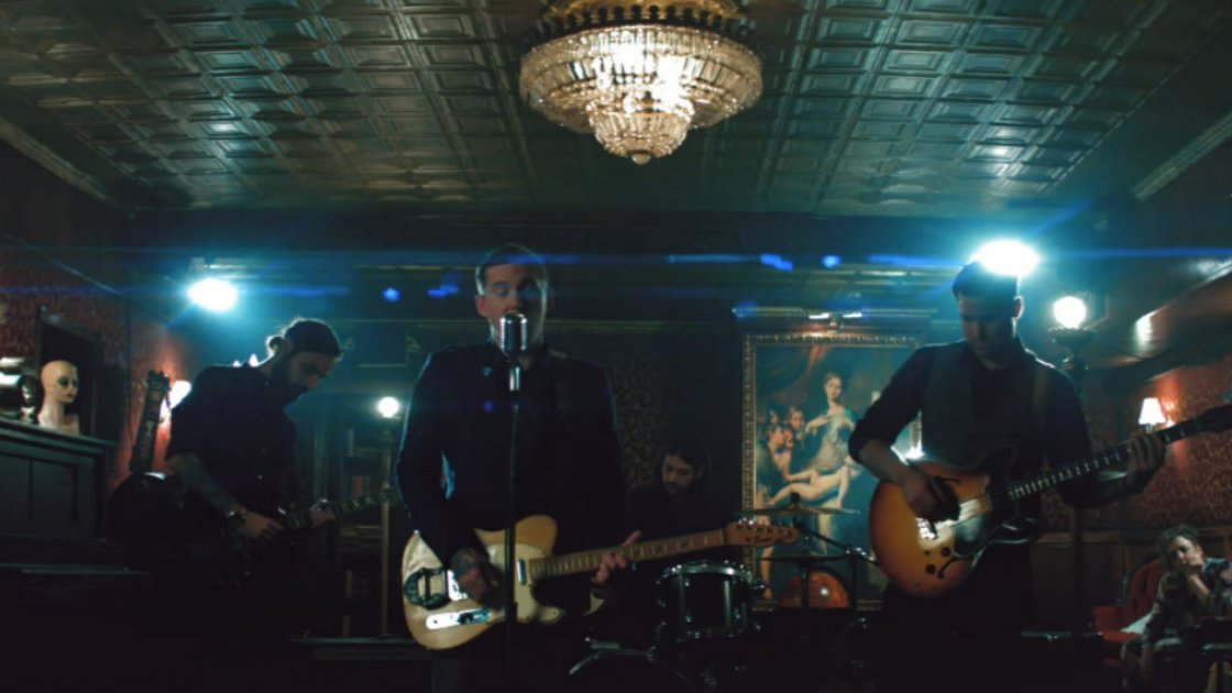 The-Gaslight-Anthem-Get-Hurt-Official-Music-Video