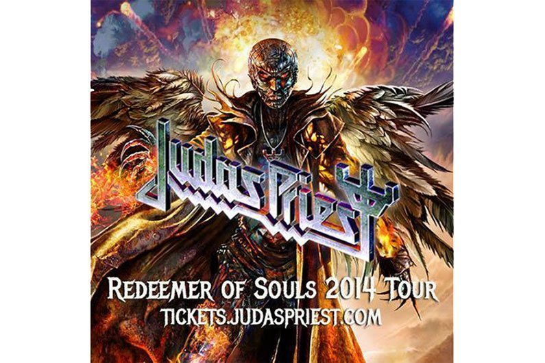 image for article Judas Priest & Steel Panther 2014 Tour Dates & Ticket Sales Announced
