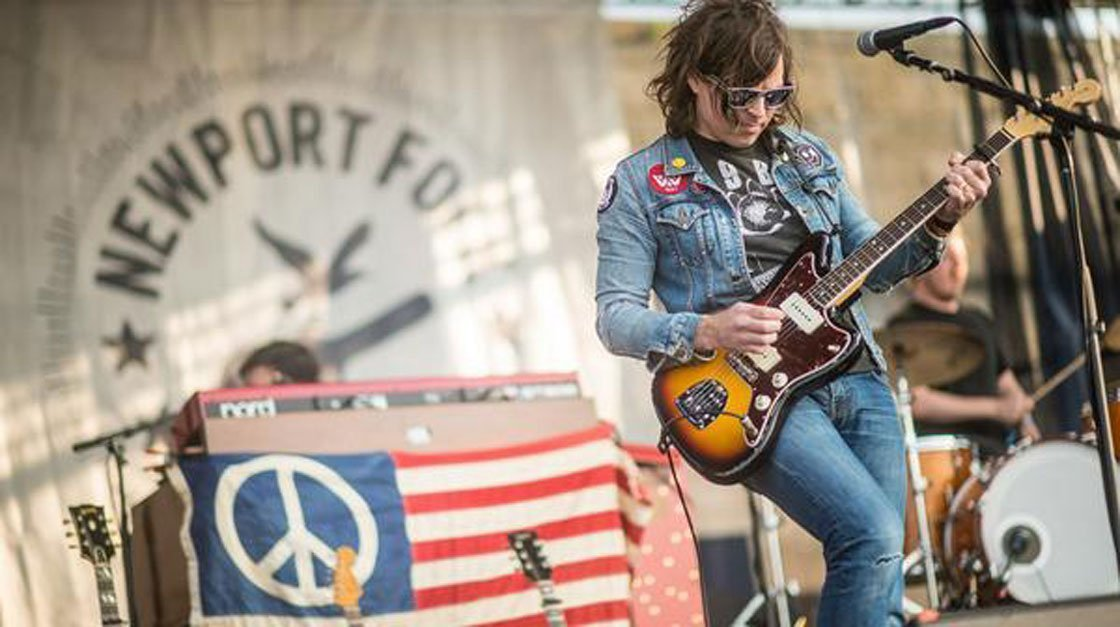image for article Ryan Adams' Full Performance at Newport Folk Festival 7.25.2014 [MP3 Audio Stream]