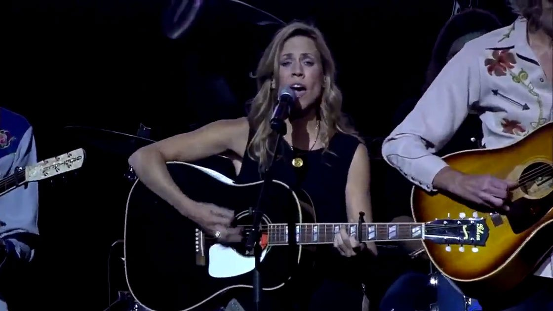 "image for article ""Redemption Day"" - Sheryl Crow ft Johnny Cash [Official Performance Video]"