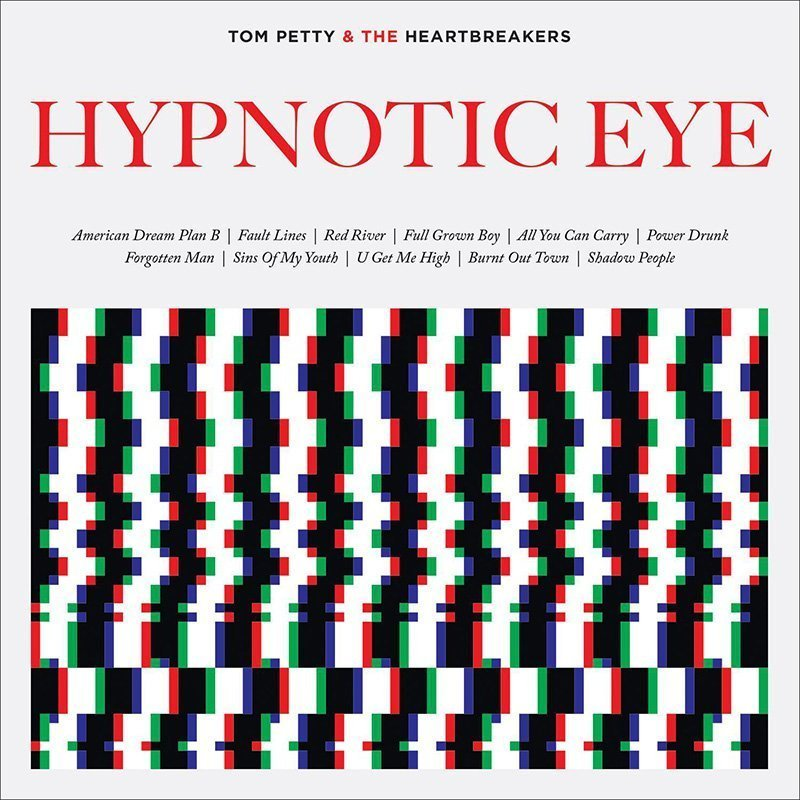 "image for article ""Hypnotic Eye"" - Tom Petty & The Heartbreakers [Official Full Album Stream + Review]"