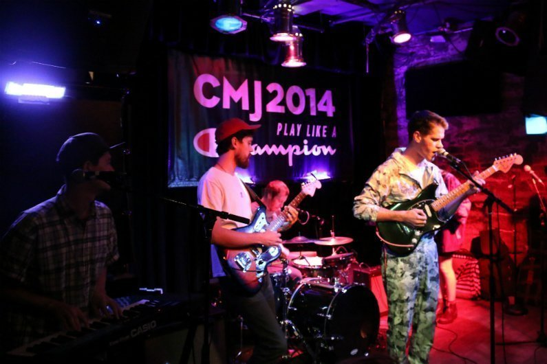 image for article CMJ 2014 Announces Initial Artist Lineup at Bowery Electric, NYC 8.27.2014 [Zumic Review + Photos]