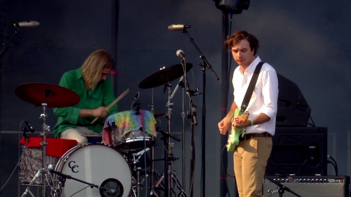 "image for article ""Crime,"" ""Had to Hear,"" & ""The Bend"" - Real Estate Live at Pitchfork Music Festival 7.20.2014 [YouTube Official Videos]"