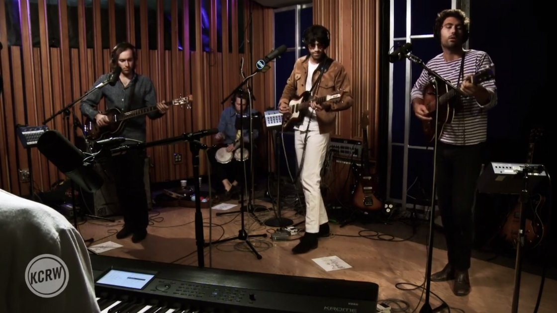"image for article ""Had It All"" - Allah-Las Live at KCRW 8.6.2014 [YouTube Video]"