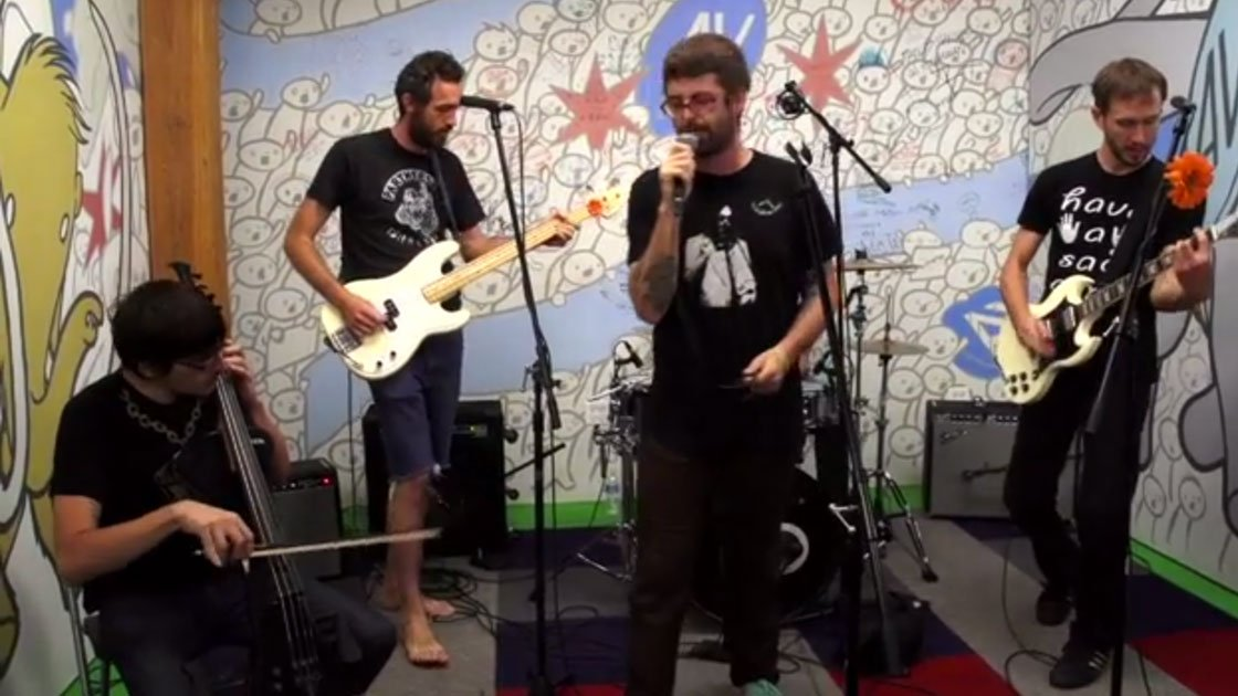 "image for article ""Plush"" - Andrew Jackson Jihad (Stone Temple Pilots Cover) [AV Club Video]"