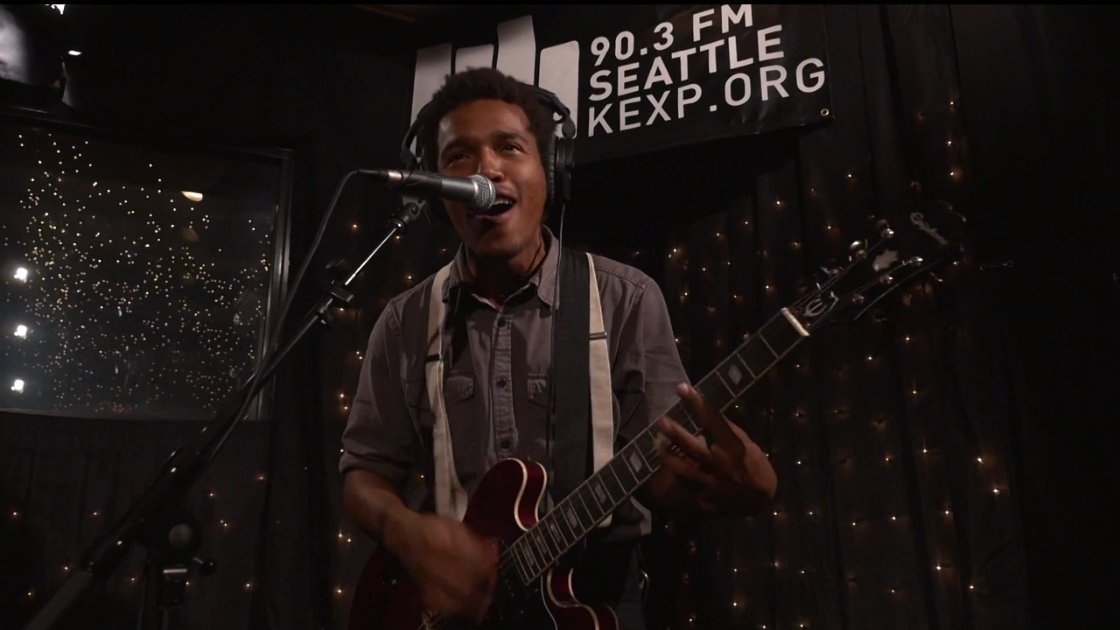 image for article Benjamin Booker Performance and Interview Live on KEXP 8.14.2014 [YouTube Video]