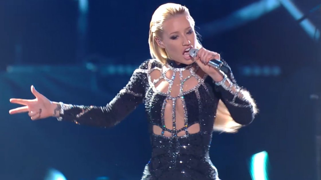 "image for article ""Black Widow"" - Iggy Azalea ft Rita Ora Live at the VMAs 8.24.2014 [MTV Official Video]"