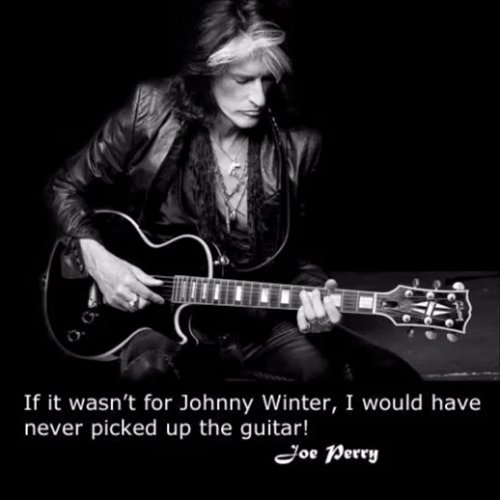"image for article ""Mojo Hand"" - Johnny Winter ft Joe Perry [YouTube Official Audio Stream + Lyrics]"