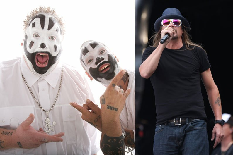 image for article Kid Rock Writes Scathing Responses to ICP Dildo Allegations