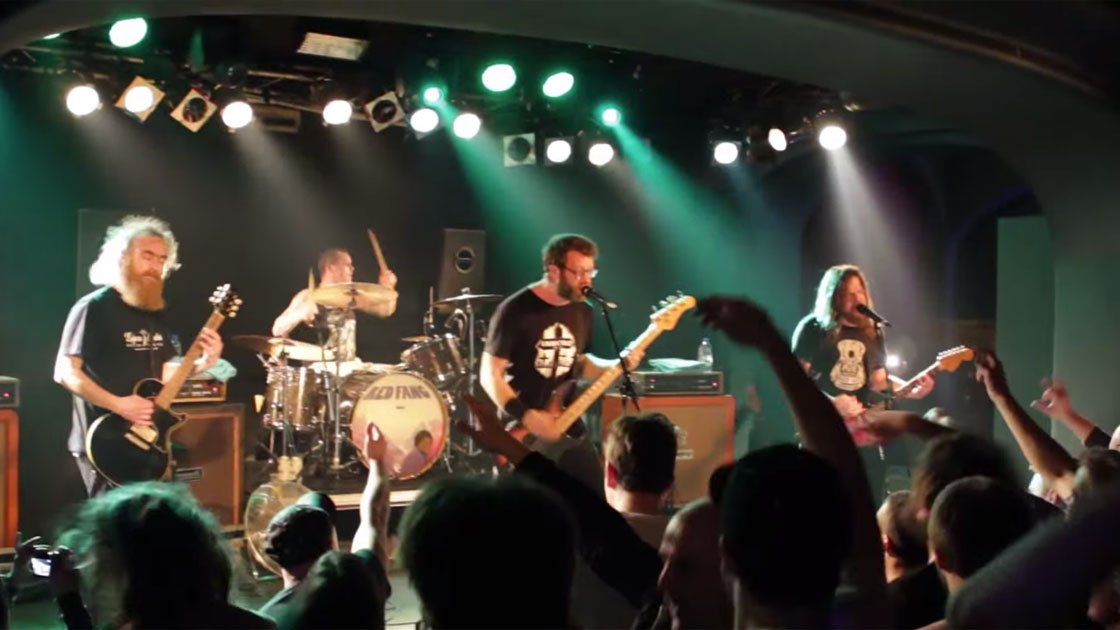 "image for article ""Crows In Swine"" - Red Fang Live in Europe 2014 [YouTube Video]"