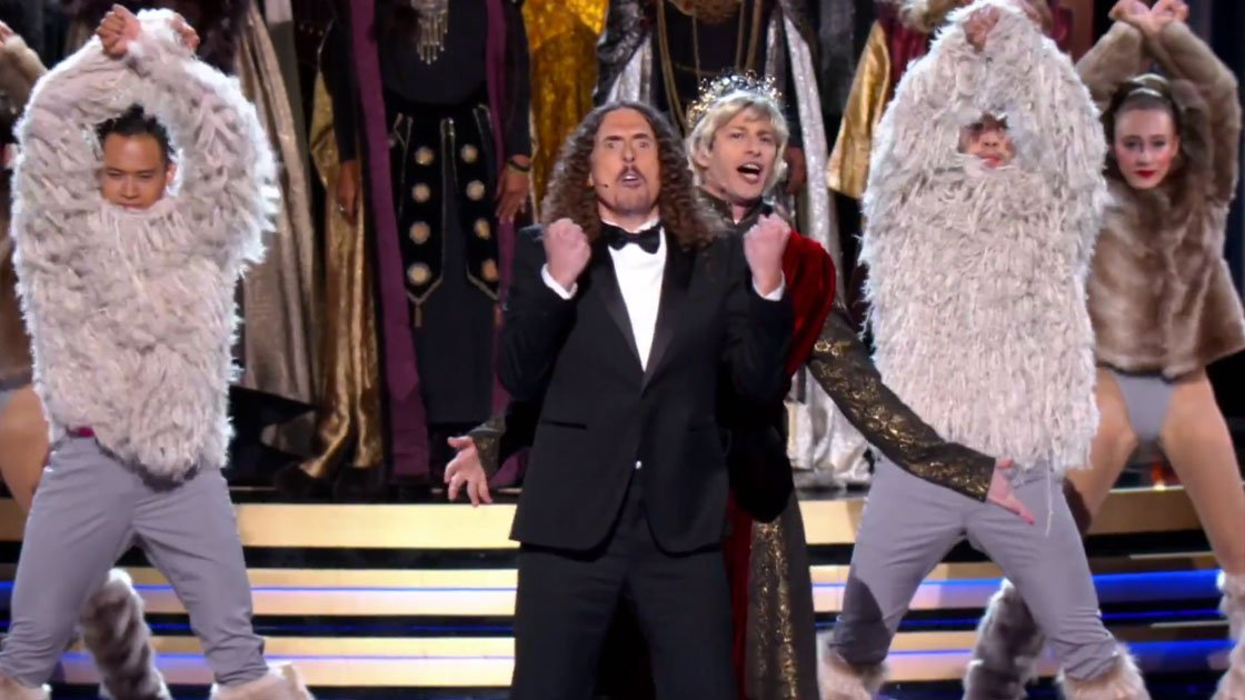 weird-al-emmys-tv-theme-medley-andy-samberg