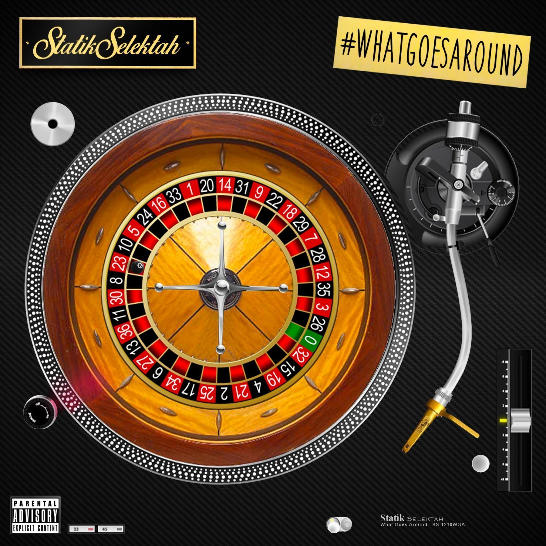 "image for article ""What Goes Around"" - Statik Selektah [Official Full Album Stream]"