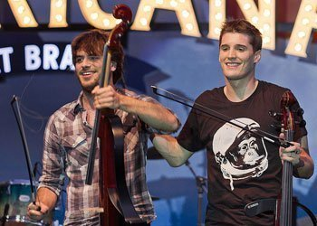image for artist 2CELLOS