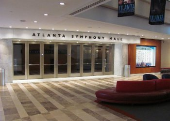 image for venue Atlanta Symphony Hall