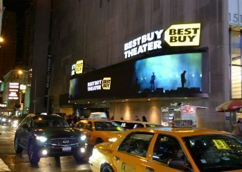 image for venue Best Buy Theatre - Times Square