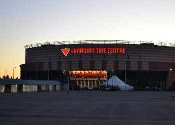 image for venue Canadian Tire Centre