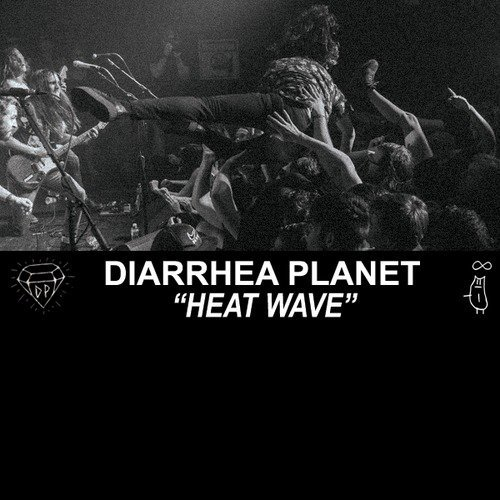"image for article ""Heat Wave"" - Diarrhea Planet [SoundCloud Audio Stream + Lyrics]"