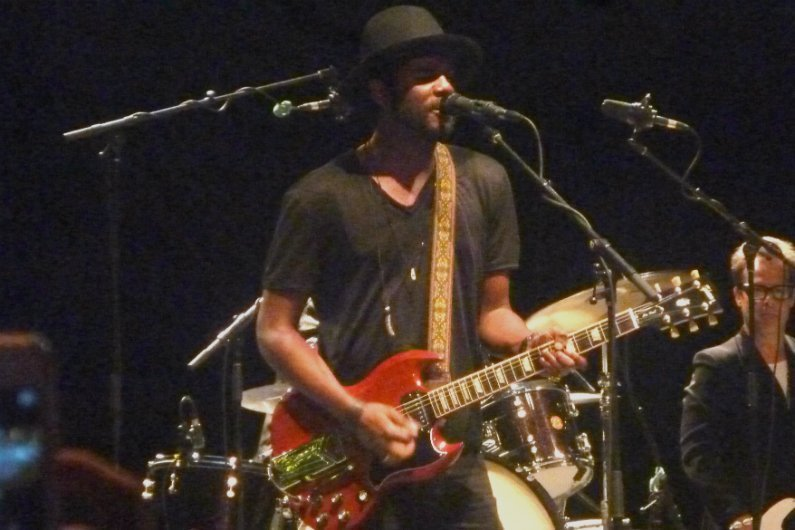 image for article Gary Clark Jr. Brings Blues Rock To Central Park, NYC 9.8.2014 [Zumic Review + YouTube Videos]