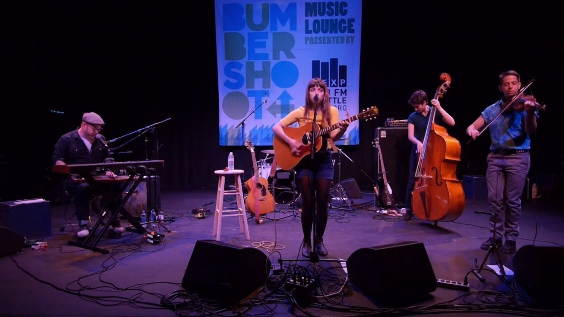 image for article Hurray For The Riff Raff Live on KEXP at Bumbershoot Music Lounge 9.1.2014 [YouTube Video]