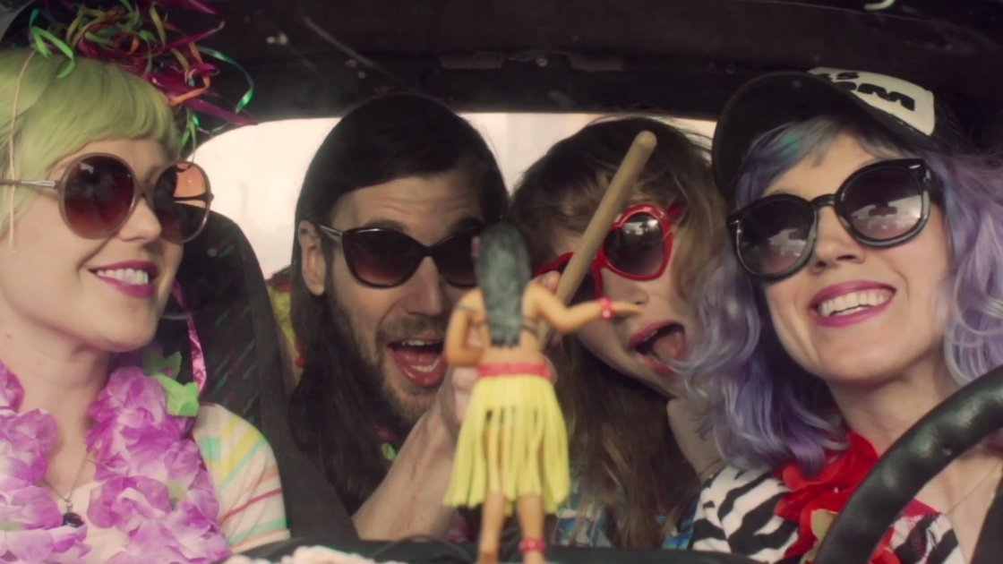 "image for article ""Bridge To Hawaii"" - Tacocat [YouTube Official Music Video]"