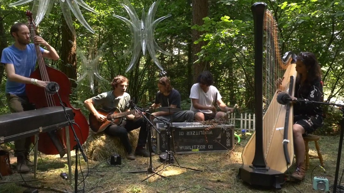 image for article The Barr Brothers Live At KEXP Pickathon 8.2.2014 [YouTube Videos]