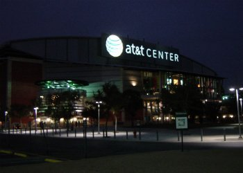image for venue AT&T Center