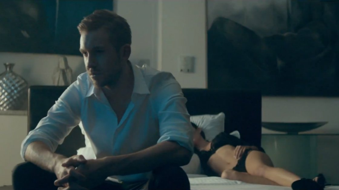 "image for article ""Blame"" - Calvin Harris ft John Newman [YouTube Official Music Video + Behind-The-Scenes]"