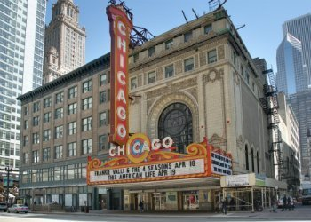 image for venue The Chicago Theatre