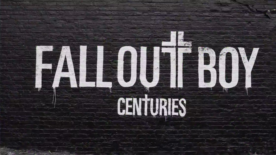 fallout-boy-centuries-lyrics-video