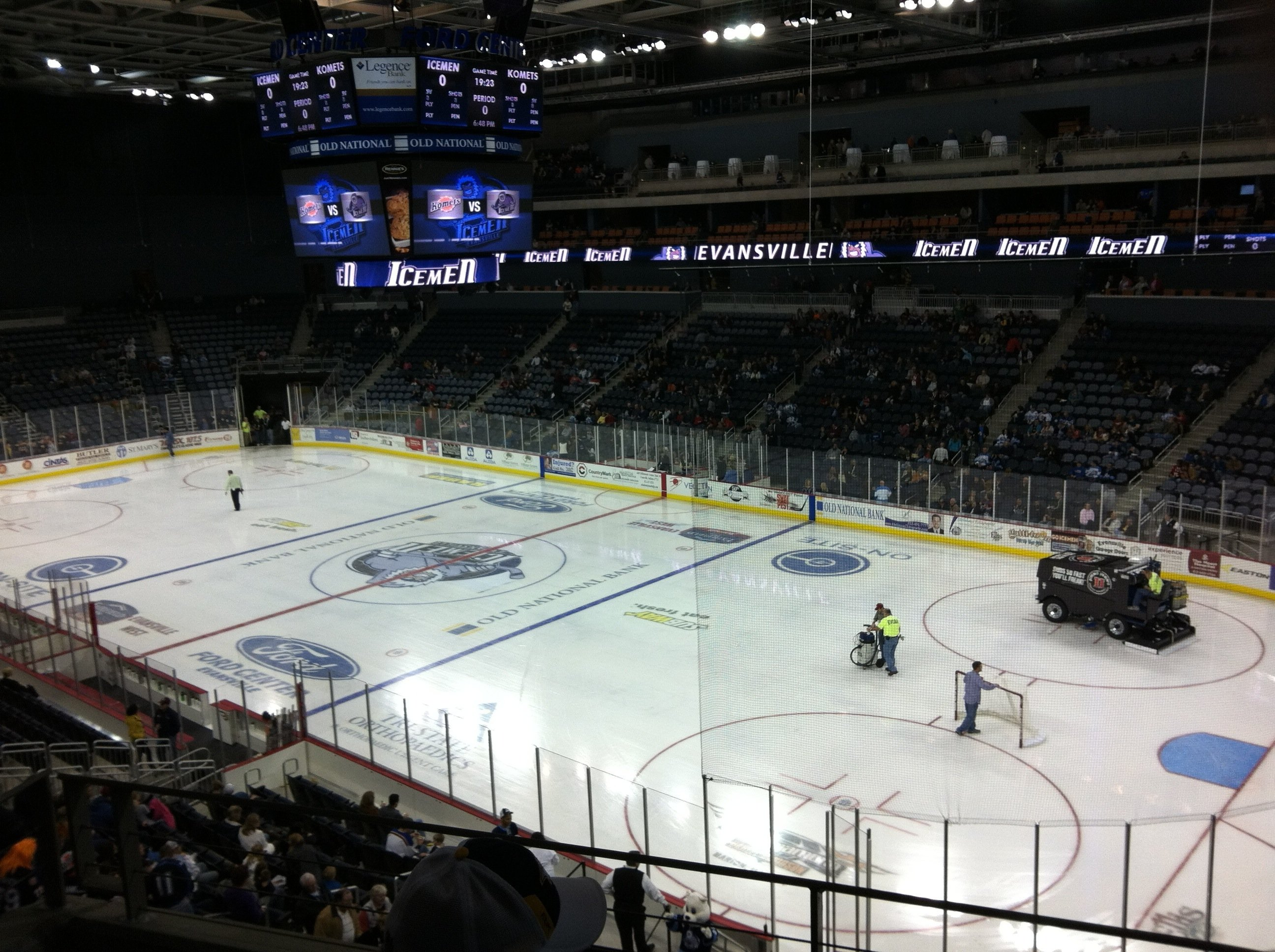 image for venue Ford Center