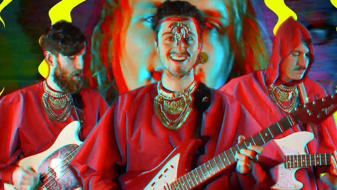"image for article ""Cellophane"" - King Gizzard & The Lizard Wizard [YouTube Official Music Video]"