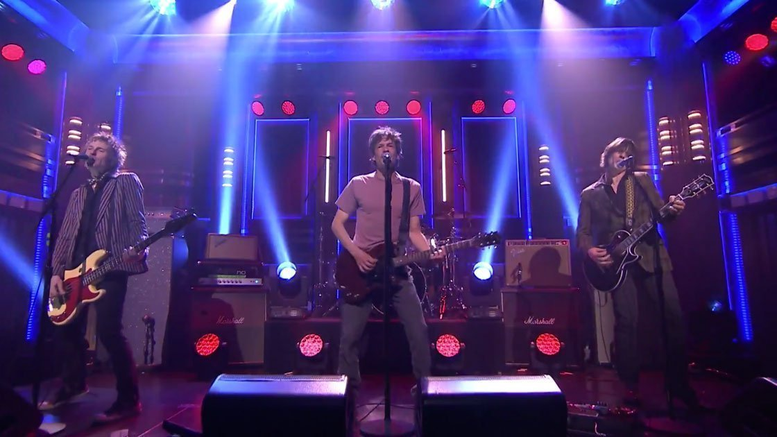 "image for article ""Alex Chilton"" - The Replacements on The Tonight Show Starring Jimmy Fallon 9.9.2014 [YouTube Video]"