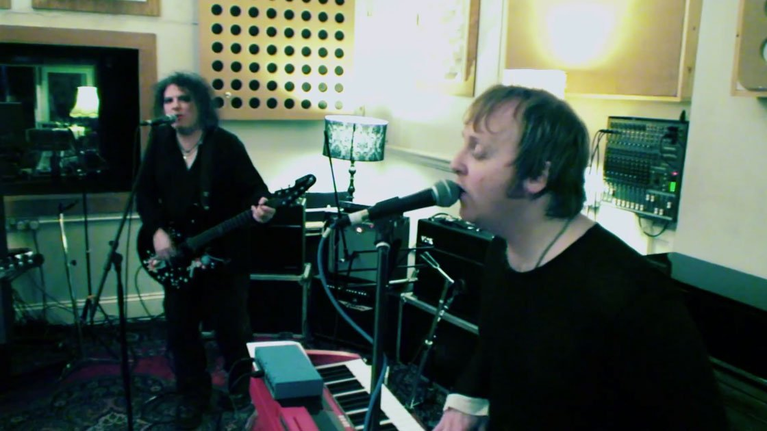 the-cure-james-mccartney-hello-goodbye-video