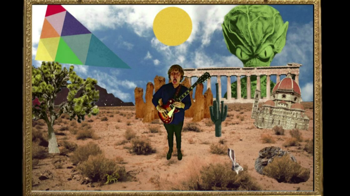 "image for article ""Manipulator"" - Ty Segall [YouTube Official Music Video + Lyrics]"
