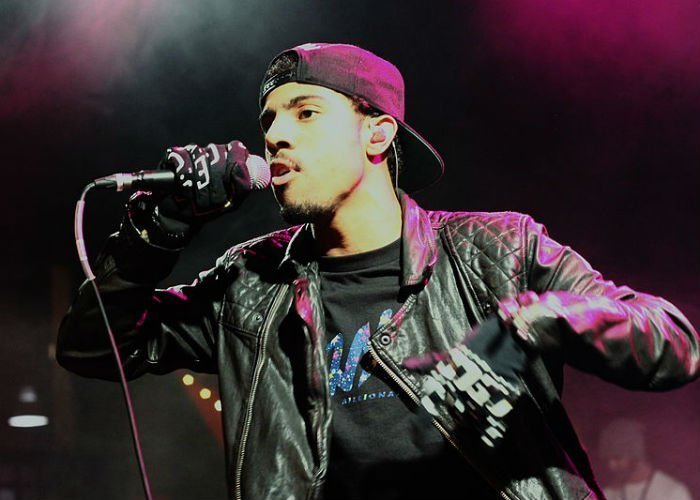image for artist Vic Mensa