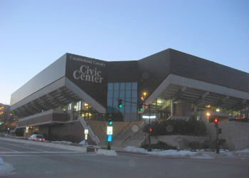 image for venue Cross Insurance Arena