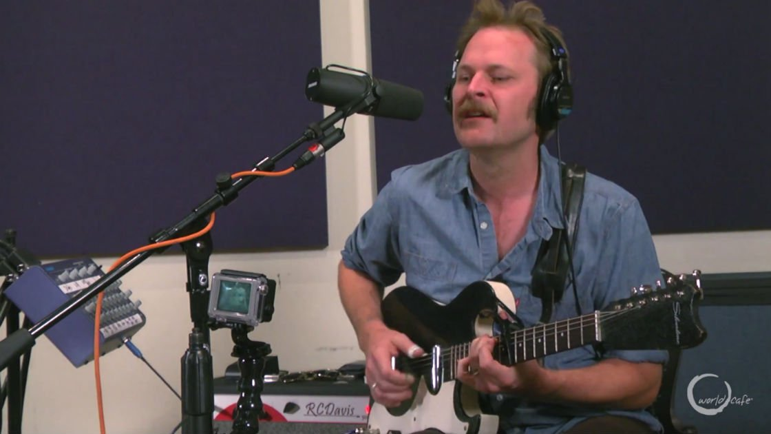 image for article Hiss Golden Messenger Interview & Performance on NPR World Cafe 10.23.2014 [Audio & YouTube Video]